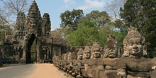 South of Angkor Thom