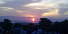 Backeng Hill (Sun Set)